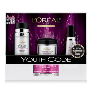 L'Oreal, Loreal, Youth Code, Science, Pre-Sale, how it works
