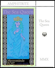 AMPHITRITE: The Sea Queen
