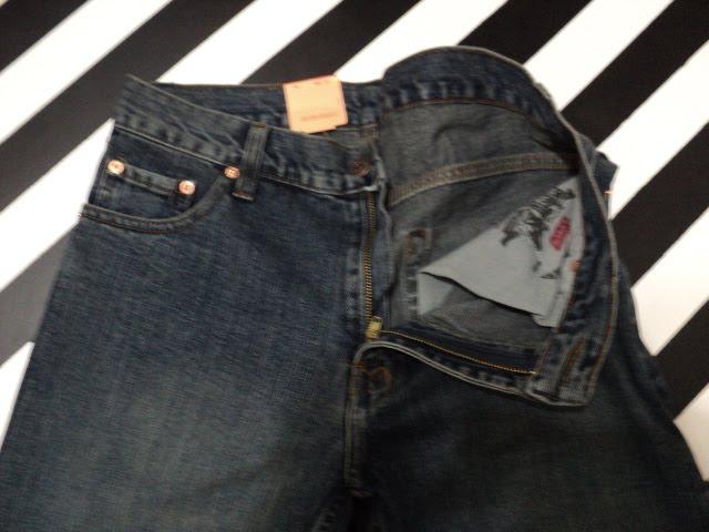 Ratu Jeans Levis Celana Jeans Merek Levis 505 Warna Hitam