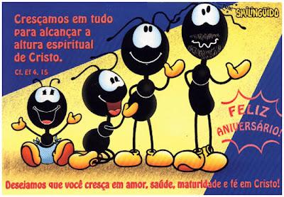 SMILINGUIDO   Feliz Aniversario