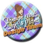 Past  Design Team Member For Storage Units, Ink and More