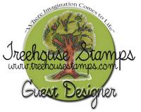 Treehouse Stamps Guest Designer
