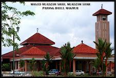 Masjid di bandar Muadzam Shah Pahang