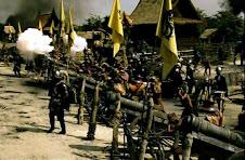 Tentera Upahan PORTUGIS ANDALAS @ BUGIS GOA, yg berkhidmat dgn Empayar Teratai Kerajaan Melayu Tua