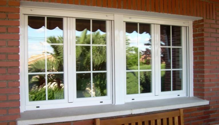 Aluminios cristaleria toldos kyetano aluminio for Modelos de puertas y ventanas de aluminio