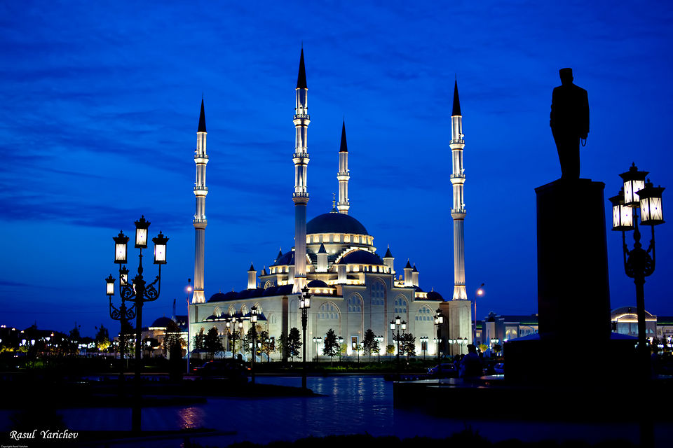 Отрезание Головы Чечены