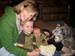 mom & boys