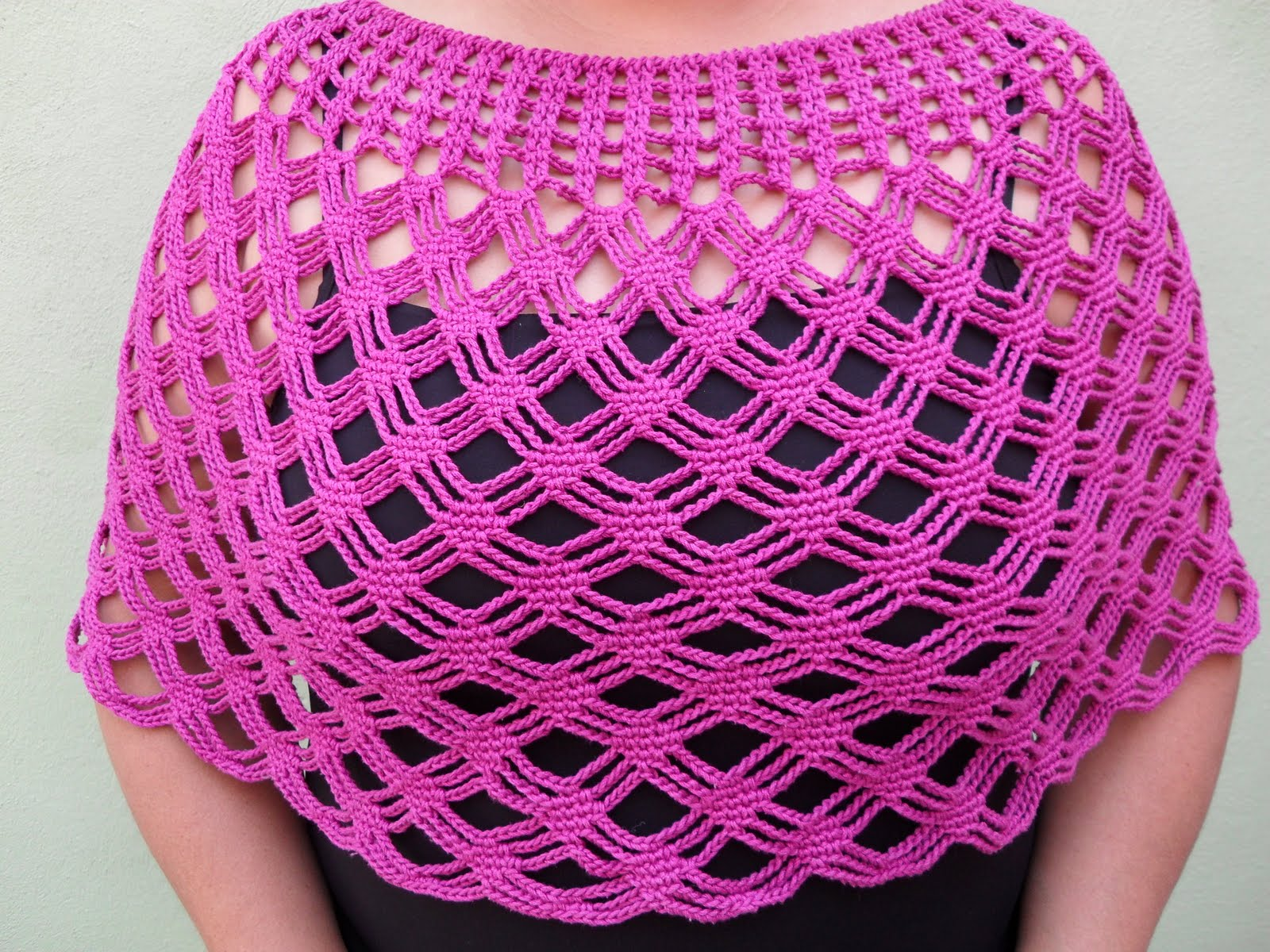 ADICCION CROCHET: capas a crochet