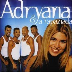 Cd Adryana & a Rapaziada - Adryana & a Rapaziada