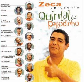 Zeca Pagodinho   Quintal do Pagodinho