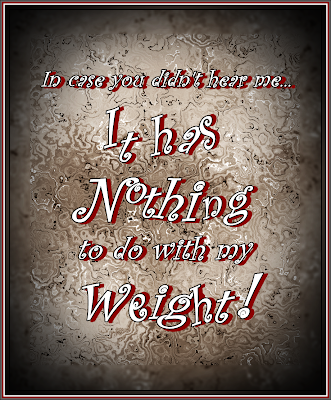 It Has Nothing To Do With My Weight: Kelly's Story