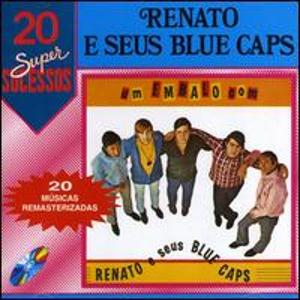 Capa do CD Renato e Seus Blue Caps - 20 Super Sucessos - Vol 1