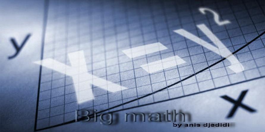 big math