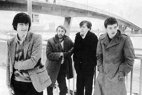 it will be Joy Division.