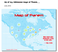 Older Map of Panem www.hungergameslessons.com