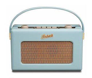 Roberts Radio RD60 DAB Digital Radio in Duck Egg