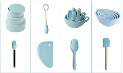 Nigella Living Kitchen and CKS kitchen utensils