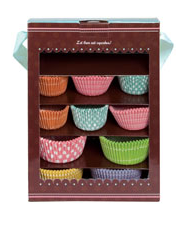 Cupcake kit from Chronicle Books
