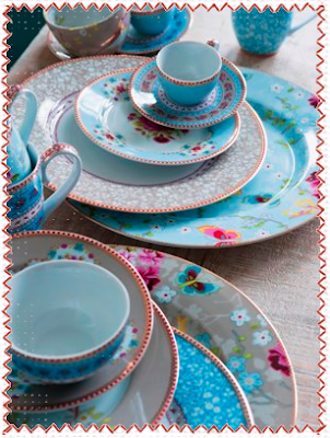 Pip Studio pretty porcelain
