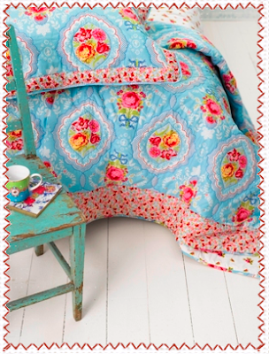Pip Studio quilt