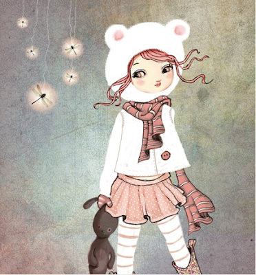 Miss Libellule by Matilou