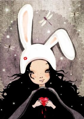 Miss Dark Bunny by Matilou