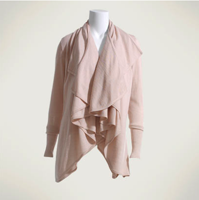 Frill cardigan by Reiss