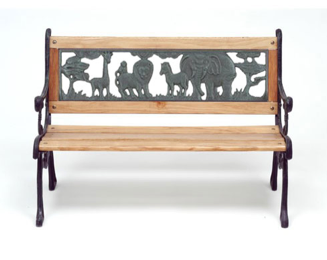 Animal bench from Gardensandhomesdirect