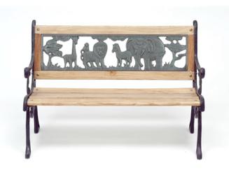 Animal bench from Gardensandhomesdirect