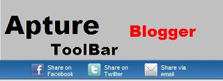 Apture Toolbar