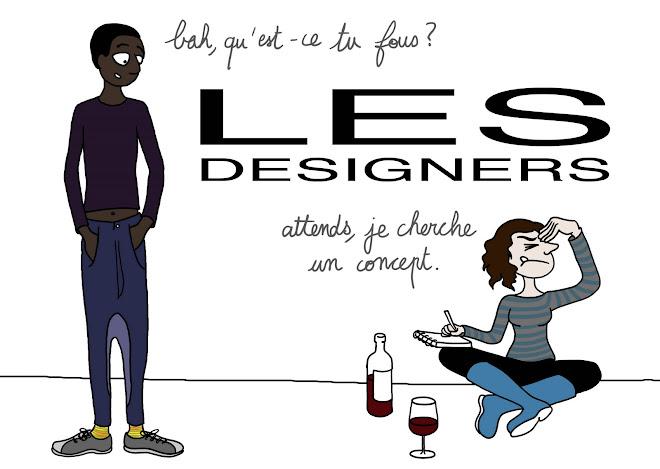 Les Designers