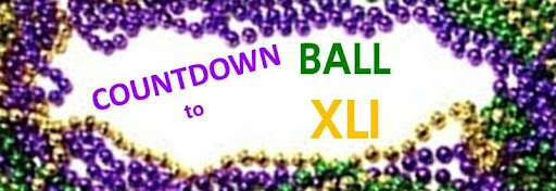 COUNTDOWN to BALL XLI!