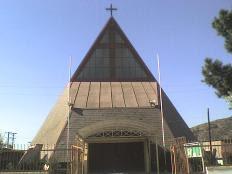 Parroquia Sagrada Familia Melipilla.