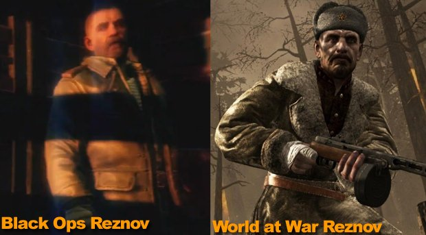 COD Black Ops: Viktor Reznov by *IMAGINeye on deviantART