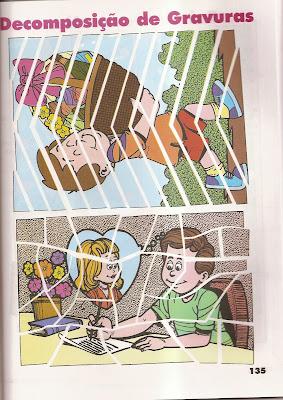 ARTES14 Arte : Recorte e colagem com figuras geométricas. para crianças
