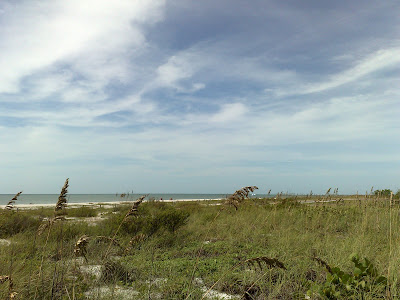 Sanibel Toot's Lazy Days: Sanibel's Gulfside City Park