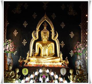 Wat Phra Bat Ming Muang Worawihan