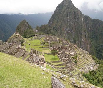 4. Machu Pichu