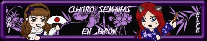 Cuatro semanas en Japon