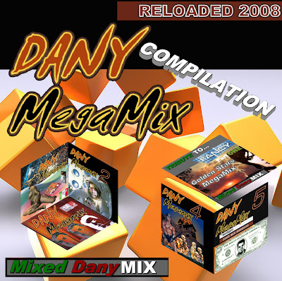 DANY MIX 80s Compilation 2008 RELOADED