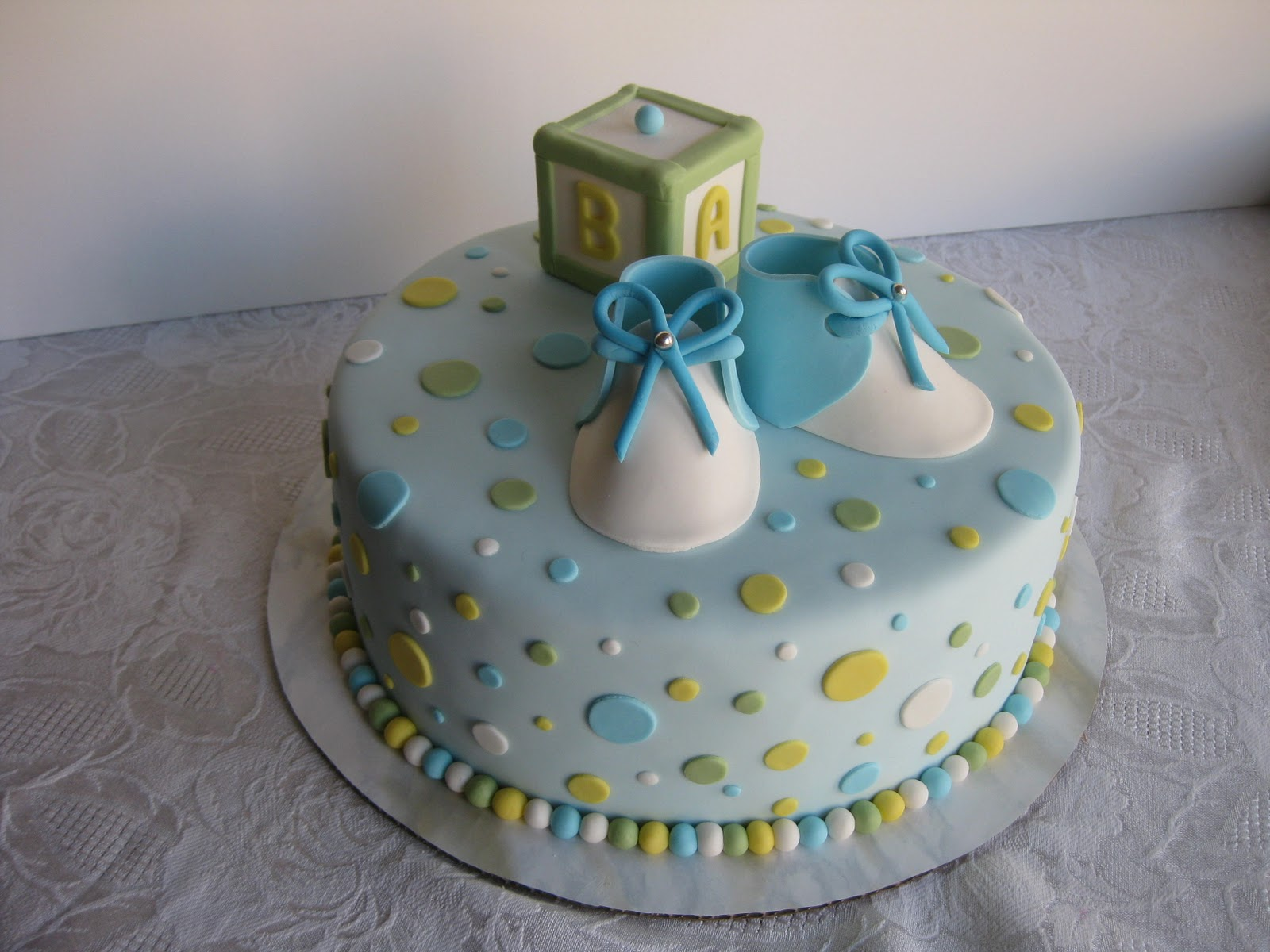 another baby shower cake this one was carrot cake with cream cheese