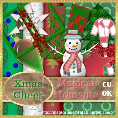 Christmas Cheer Kit Preview-450