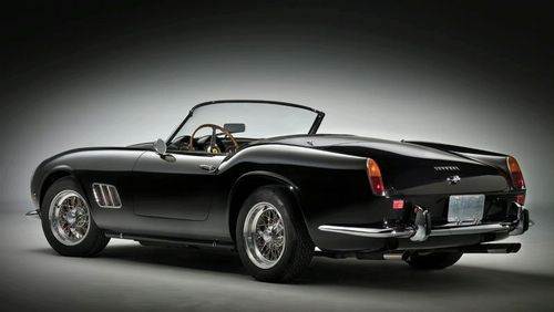 Chris Evans Has Splashed Out On A New Car..a Cool £12 Million ($17 Million)  On A Vintage Ferrari 250 GT SWB California Spyder! It Is Now The Most  Expensive ...