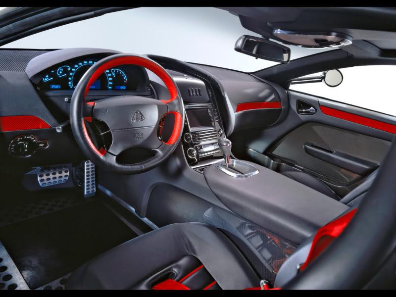 Cool Car Interior