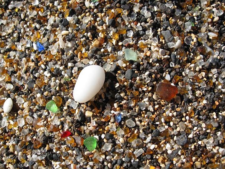 Sea Glass Beach Big Island Hawaii