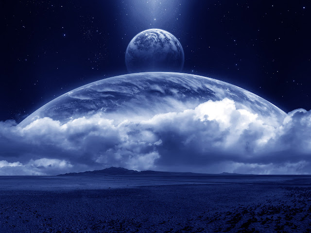 34 cool space wallpapers cool things pictures videos for Plante 3d gratuit