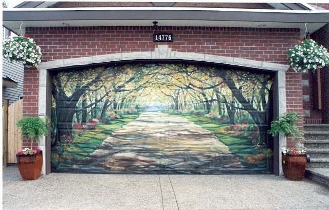 cool garage door art cool things pictures videos cool garage doors large and beautiful photos photo to
