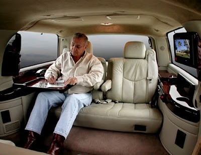 Top Cool Cars Mobile Office SUV Cool Car For High Flyers - Cool cars inside