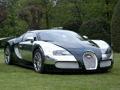 Bugatti Veyron 2009 on Bugatti Veyron 2nd Fastest Car Top 10 Worlds Fastest Cars 2009