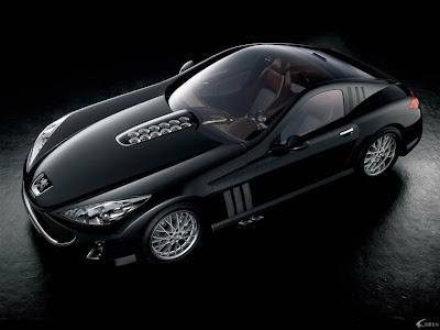 Black Cars - Black cool cars